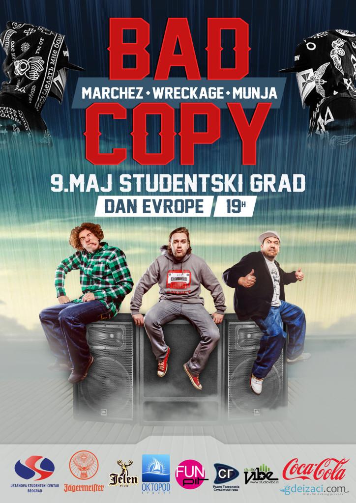 Bad copy - Studentski grad