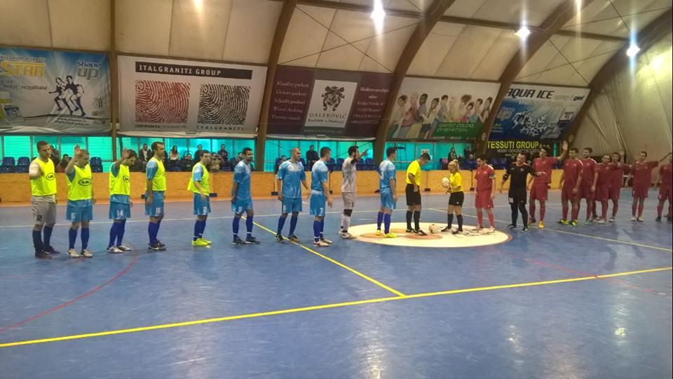 КМФ Интелектуалац заустављен у четвртфиналу Купа