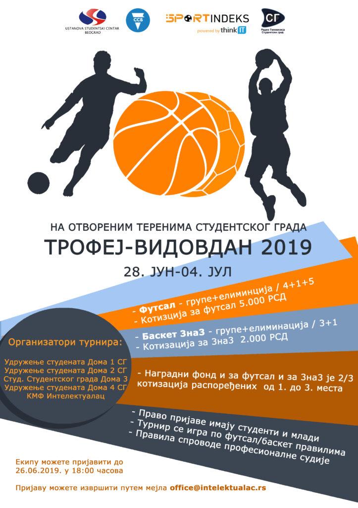 Трофеј Видовдан 2019