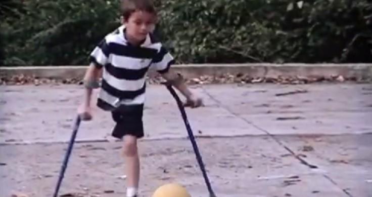 Невероватна прича фудбалера са једном ногом која мотивише